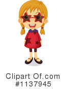 Girl Clipart #1137945 by Graphics RF