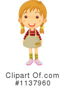 Girl Clipart #1137960 by Graphics RF