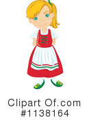 Girl Clipart #1138164 by Graphics RF