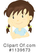 Girl Clipart #1139673 by Graphics RF