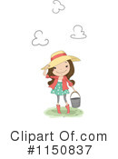 Girl Clipart #1150837 by BNP Design Studio
