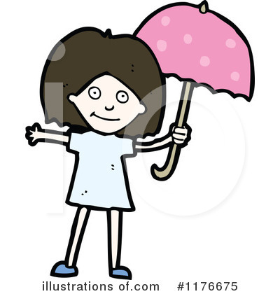 Girl Clipart #1176675 by lineartestpilot