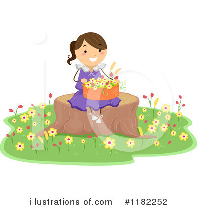 Spring Time Clipart #1182252 by BNP Design Studio
