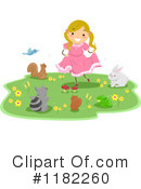 Girl Clipart #1182260 by BNP Design Studio