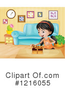 Girl Clipart #1216055 by Graphics RF