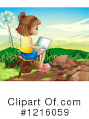 Girl Clipart #1216059 by Graphics RF