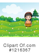 Girl Clipart #1216367 by Graphics RF