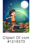 Girl Clipart #1216373 by Graphics RF
