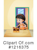 Girl Clipart #1216375 by Graphics RF