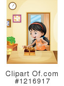 Girl Clipart #1216917 by Graphics RF