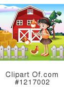 Girl Clipart #1217002 by Graphics RF