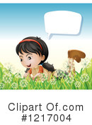 Girl Clipart #1217004 by Graphics RF