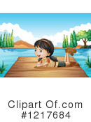 Girl Clipart #1217684 by Graphics RF
