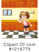 Girl Clipart #1218779 by Graphics RF