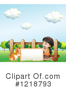 Girl Clipart #1218793 by Graphics RF
