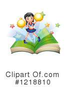 Girl Clipart #1218810 by Graphics RF