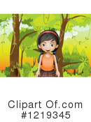 Girl Clipart #1219345 by Graphics RF