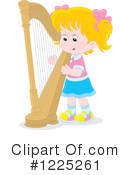 Girl Clipart #1225261 by Alex Bannykh