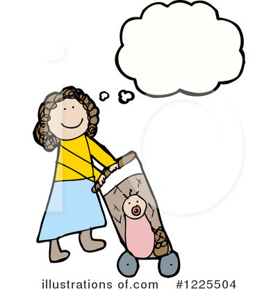 Family Clipart #1225504 by lineartestpilot