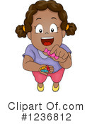 Girl Clipart #1236812 by BNP Design Studio