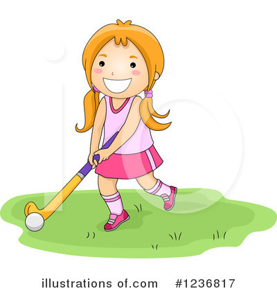 Hockey Clipart #1236817 by BNP Design Studio