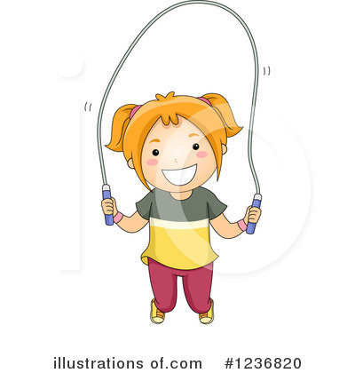 Jumping Clipart #1236820 by BNP Design Studio