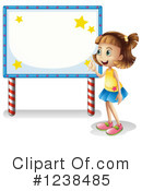 Girl Clipart #1238485 by Graphics RF