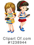 Girl Clipart #1238944 by Graphics RF