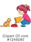 Royalty-Free (RF) Girl Clipart Illustration #1249280