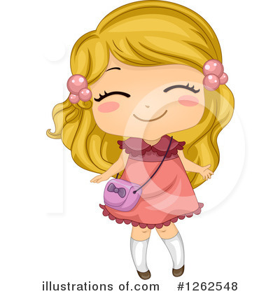 Girly Clipart #1262548 by BNP Design Studio