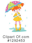 Girl Clipart #1292453 by Pushkin