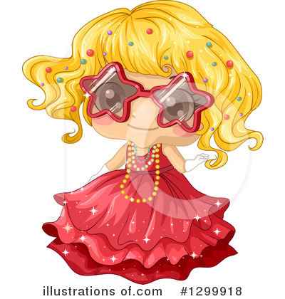 Dress Clipart #1299918 by BNP Design Studio