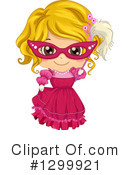 Girl Clipart #1299921 by BNP Design Studio