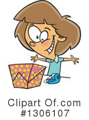 Girl Clipart #1306107 by toonaday