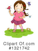 Girl Clipart #1321742 by BNP Design Studio