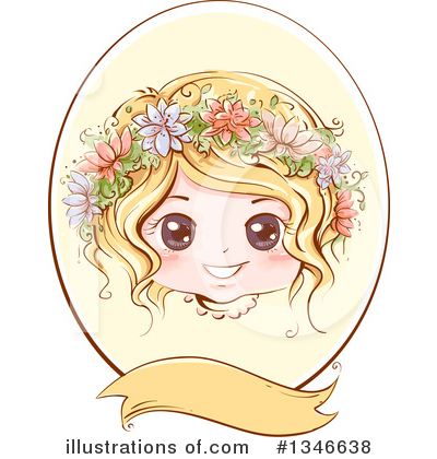 Floral Clipart #1346638 by BNP Design Studio