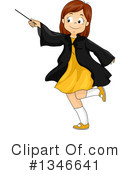 Girl Clipart #1346641 by BNP Design Studio