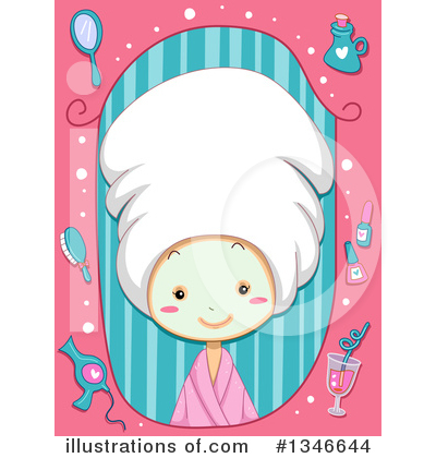 Girly Clipart #1346644 by BNP Design Studio