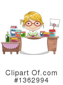 Girl Clipart #1362994 by BNP Design Studio