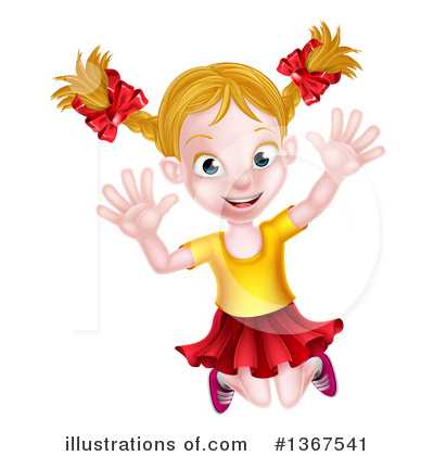 Children Clipart #1367541 by AtStockIllustration