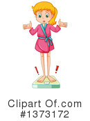 Girl Clipart #1373172 by Graphics RF