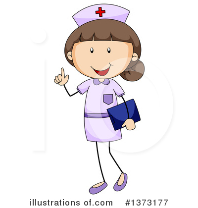 Nurse Clipart #1373177 by Graphics RF