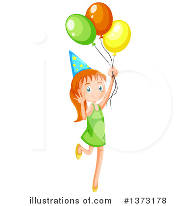 Birthday Clipart #1373178 by Graphics RF