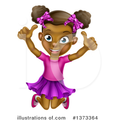 Children Clipart #1373364 by AtStockIllustration