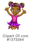 Royalty-Free (RF) Girl Clipart Illustration #1373364