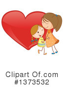 Girl Clipart #1373532 by Graphics RF
