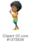 Girl Clipart #1373536 by Graphics RF