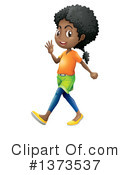 Girl Clipart #1373537 by Graphics RF