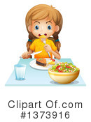 Girl Clipart #1373916 by Graphics RF