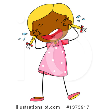 Crying Clipart #1373917 by Graphics RF